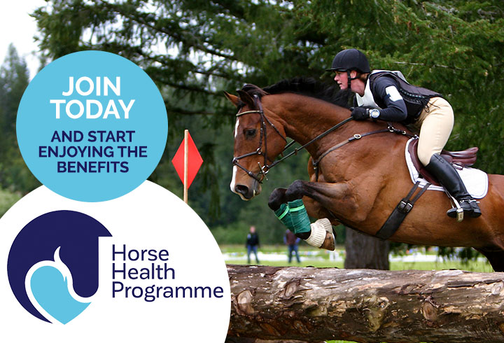 Horse Health Programme, Sign Up Today