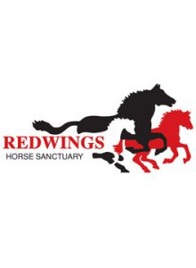 Redwings Horse Sanctuary log